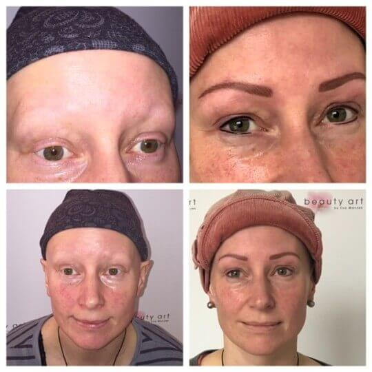 Make up männer permanent Permanent Makeup